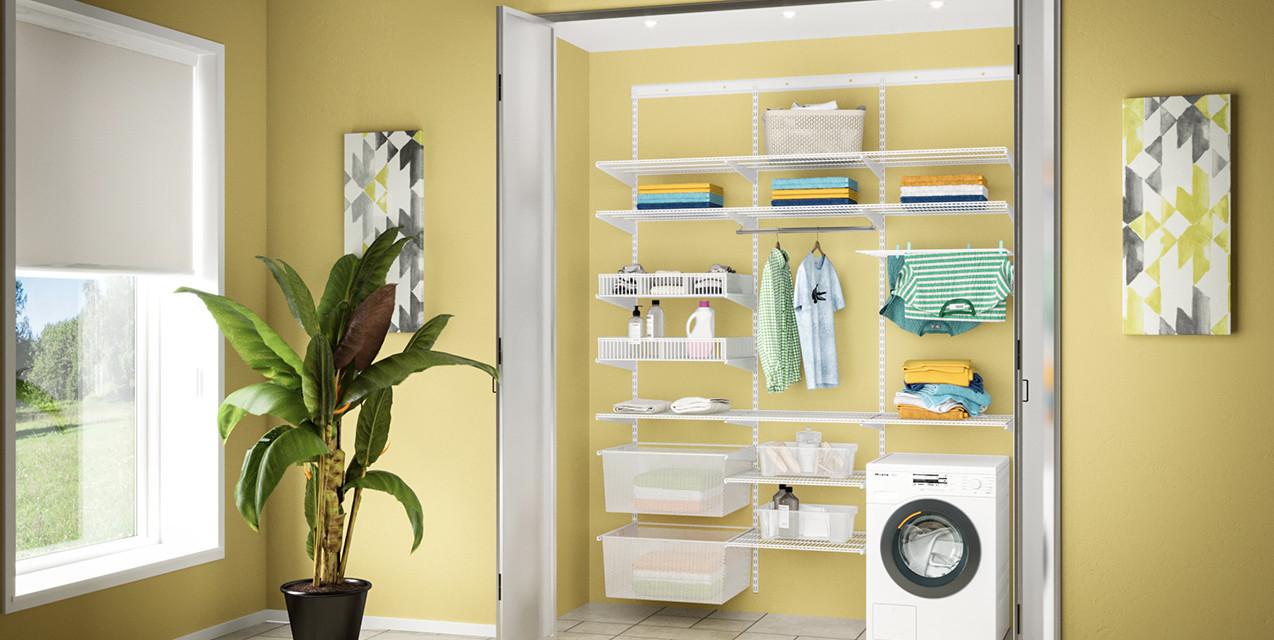 Система зберігання у ванній кімнаті V02