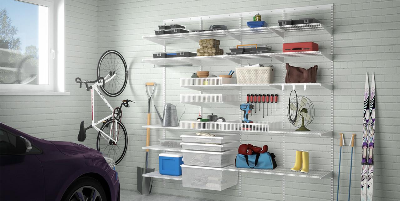 Cистема зберігання у гаражі G02